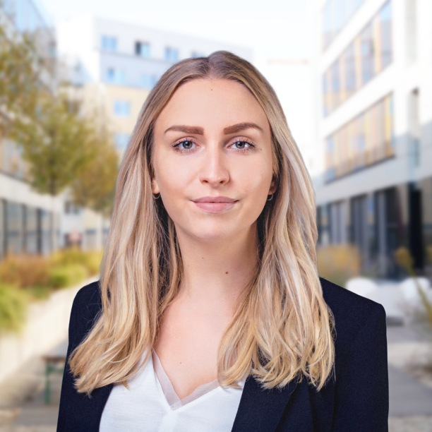 Christina Müller | Human Resource Manager